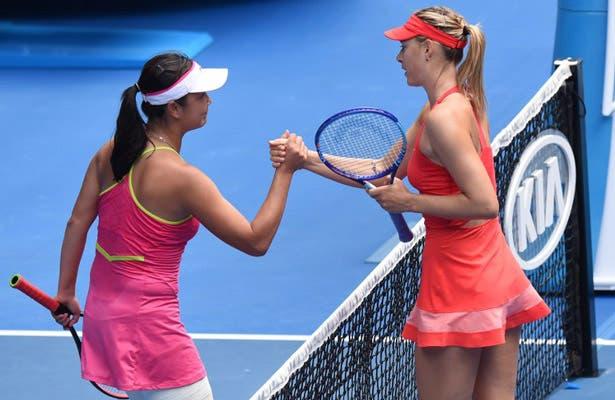Shuai Peng fica com um wild card que Sharapova (alegadamente) desejava