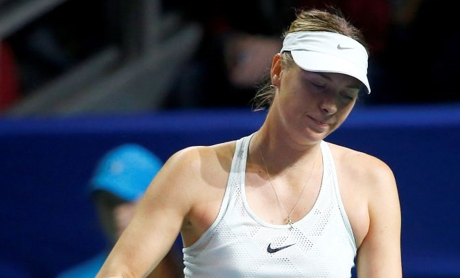 Maria Sharapova (já) desistiu de Indian Wells