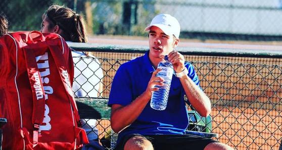 Daniel Rodrigues é o novo número um português de juniores no ranking ITF