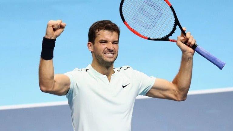 Dimitrov: «O melhor de mim ainda está para vir…»