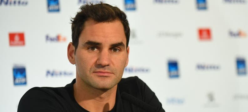 Federer revela a única coisa que lhe ficou 'atravessada na garganta' esta época