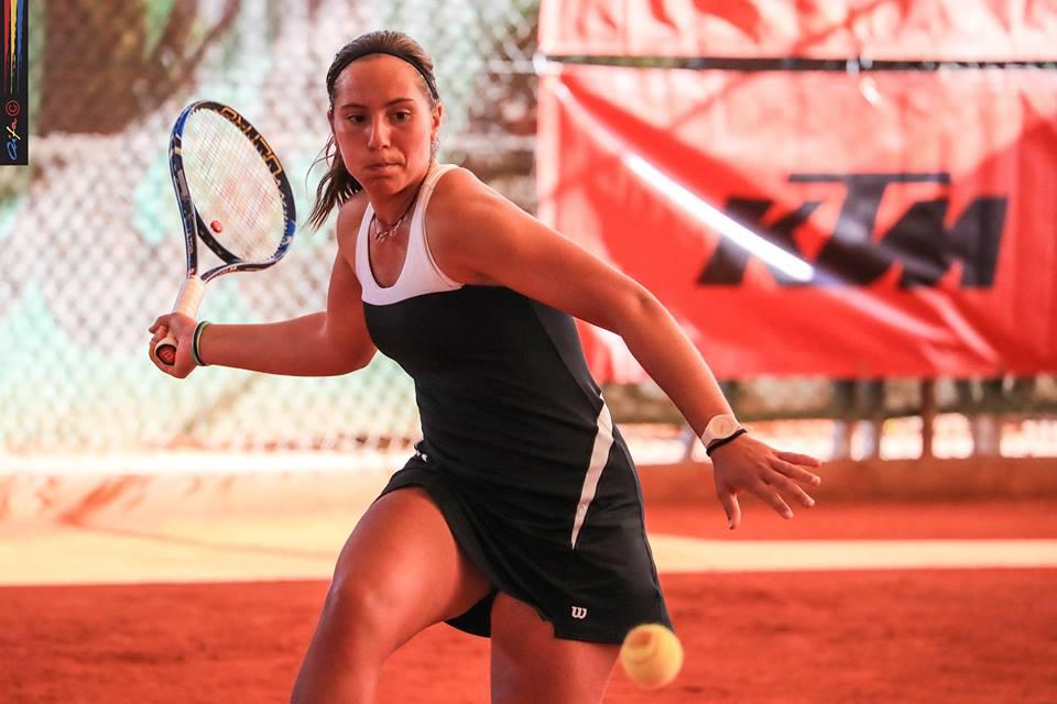 Francisca Jorge travada na segunda ronda do ITF de Óbidos