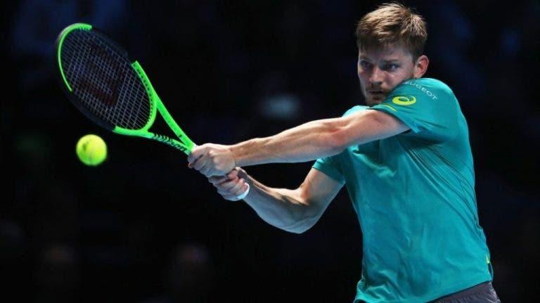 Álex Corretja: «Goffin é o tenista menos valorizado do circuito»