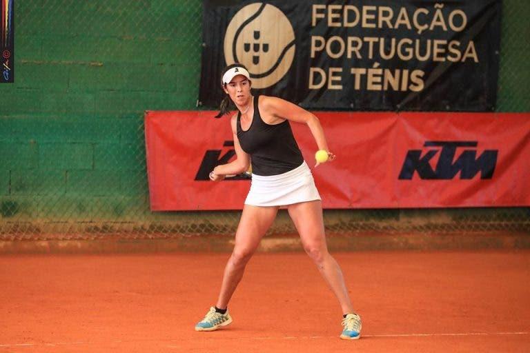 Inês Murta travada na primeira ronda em Las Palmas