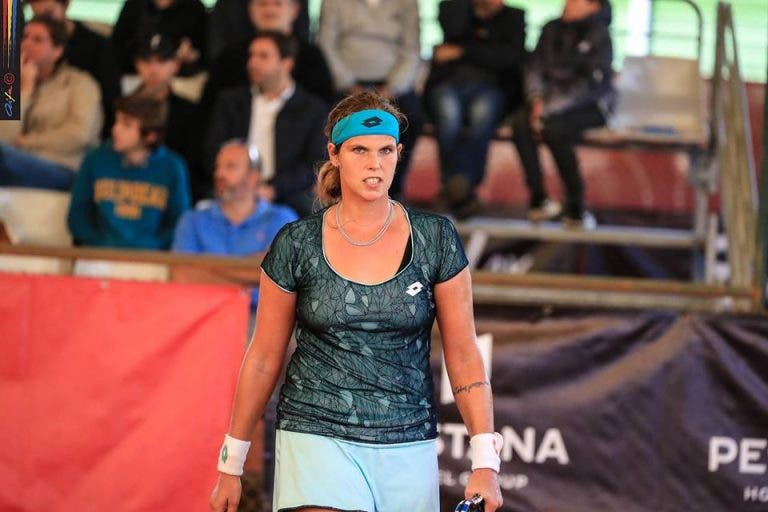 Derrota de Koehler deixa ITF de Oeiras sem portuguesas