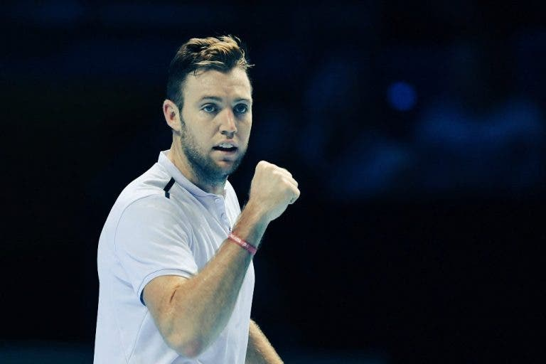 Jack Sock bate Sascha Zverev e avança para as meias-finais das ATP Finals