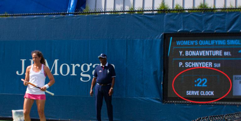 OFICIAL: Cronómetro avança já na Austrália e Grand Slams voltam a ter apenas 16 cabeças-de-série
