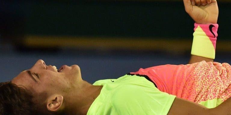 Australian Open já entregou o seu primeiro wild card para 2018
