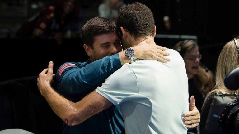 Daniel Vallverdu: «Quando o Dimitrov joga a este nível dificilmente sairá derrotado»