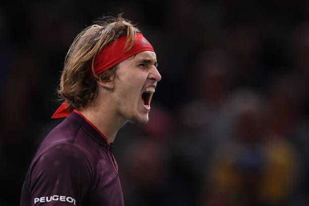 ATP Finals. Zverev vence Cilic e iguala Federer no topo do Grupo Boris Becker