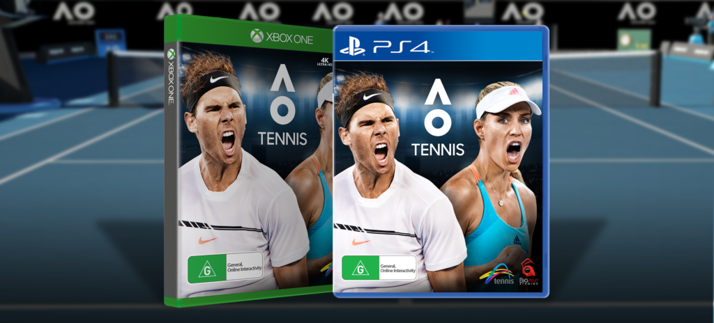 """Australian Open lança aquele que diz ser """"o melhor jogo de consola de sempre"""""""