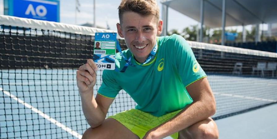 De Miñaur, o miúdo que a Espanha não quis, conquista wild card para o Australian Open aos 18 anos