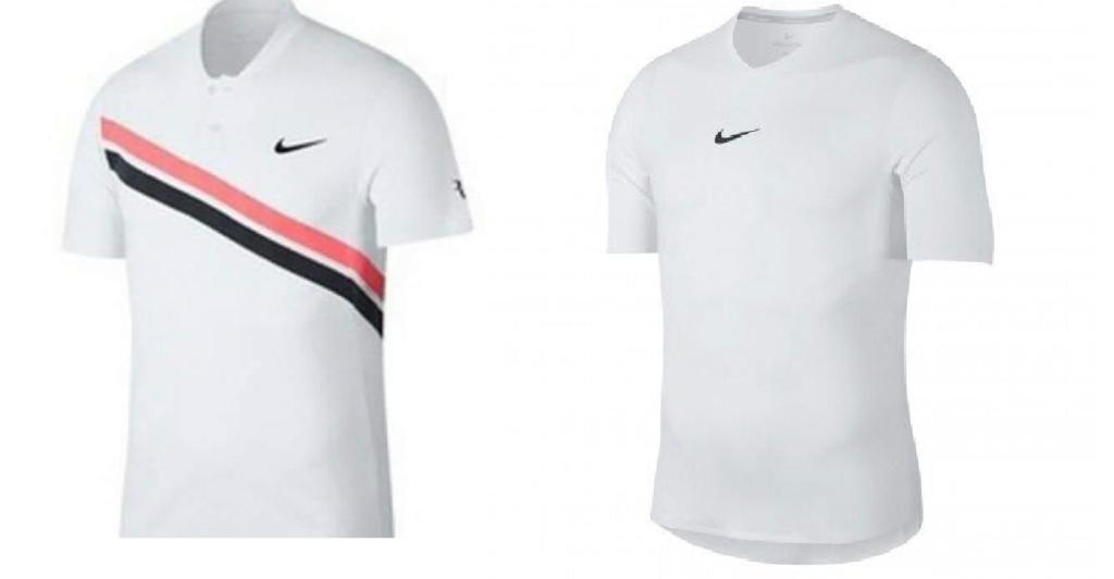[FOTOS] Federer e Nadal já sabem o que vão vestir no Australian Open 2018