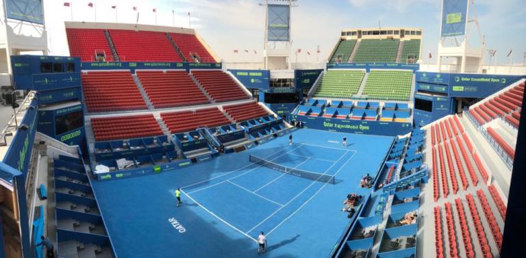 Fabuloso: WTA de Doha tem sete top 10 e duelos de luxo bem cedo