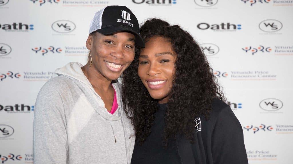 Venus e Serena relembram irmã assassinada em tiroteio