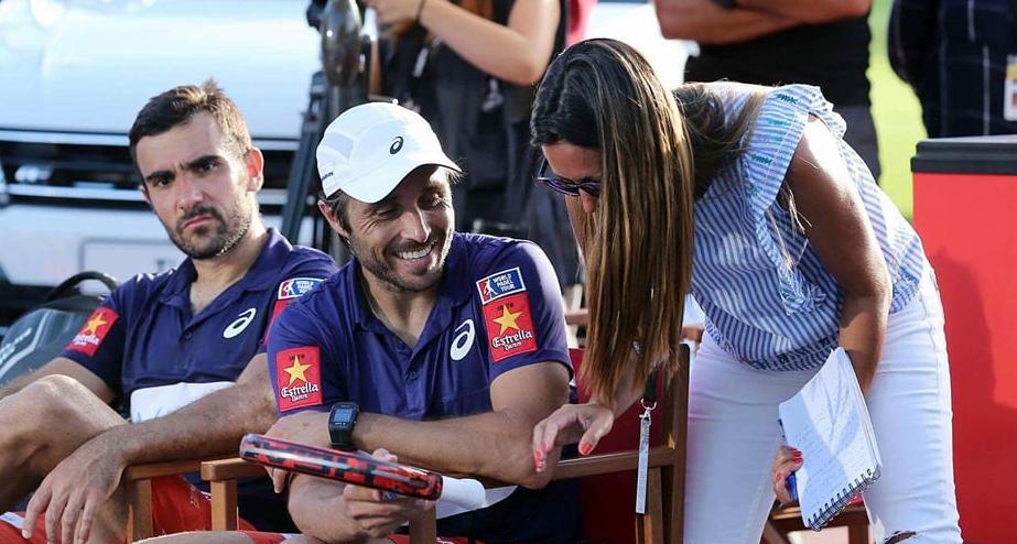 Jornalista do 'Bola Amarela' nomeada para 'Melhor do Ano' pela Federação Portuguesa de Padel