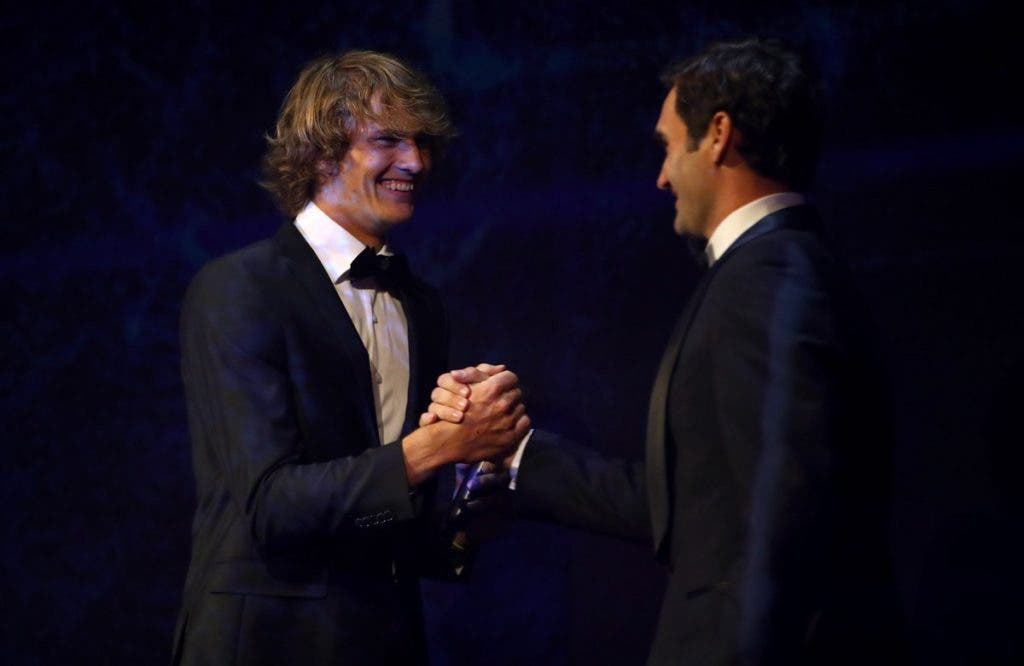 Membro do ATP Board diz que Sascha Zverev tenta imitar Federer… em tudo