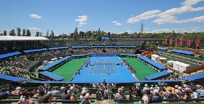 Madrugada de luxo: Nadal estreia-se em 2018, Kerber vs Venus e Konta vs Radwanska