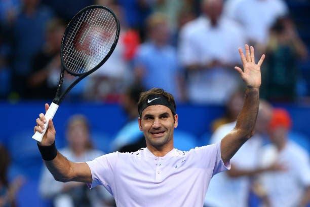 Federer já sabe o dia em que realiza o primeiro encontro da temporada de 2019