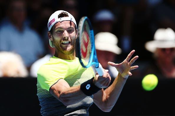 João Sousa estreia-se frente a dupla australiana na variante de pares do Open da Austrália