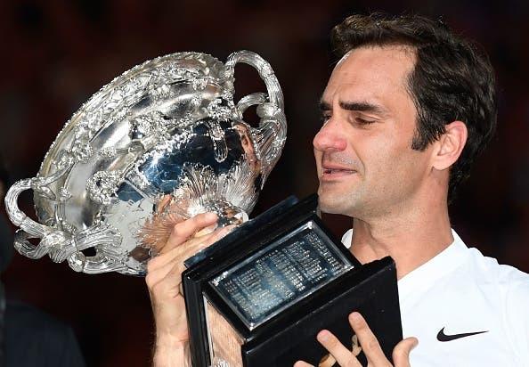 Antonio Cassano: «Chorei ao ver o Federer ganhar o Open da Austrália»