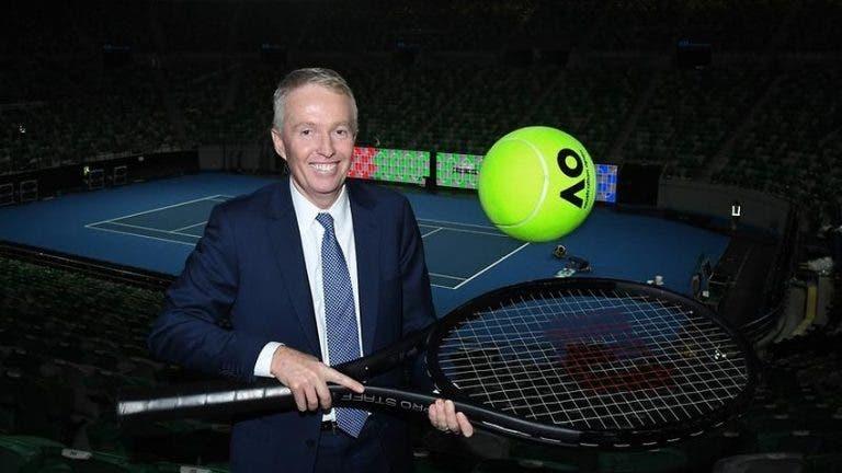 Possibilidade da temporada australiana ser jogada numa 'bolha' ganha força