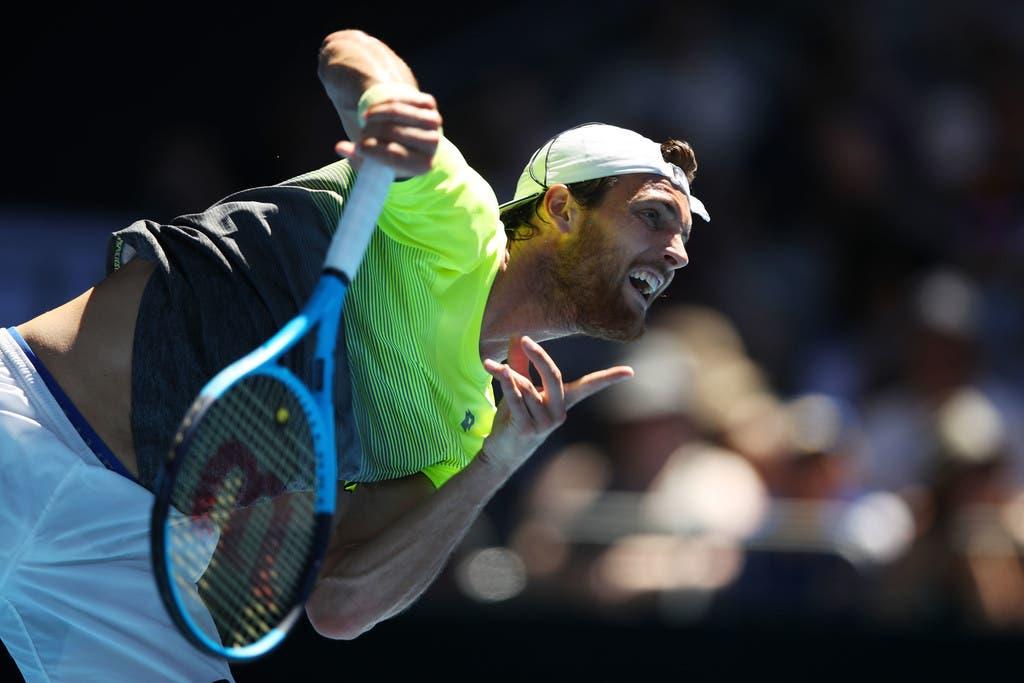 João Sousa conhece sorte em pares no ATP 250 de Gstaad