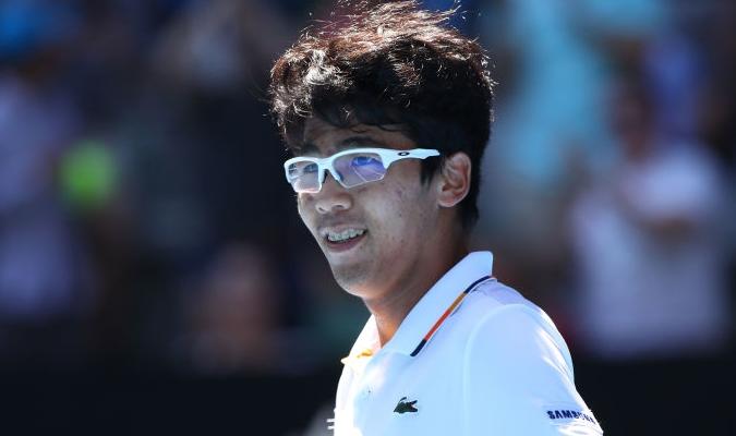 Hyeon Chung segue calvário, falha Lyon e Roland Garros