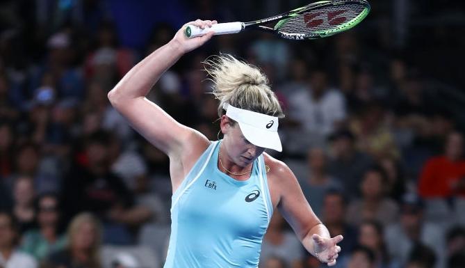 DEBANDADA. Vandeweghe, Cibulkova, Makarova todas eliminadas na 1.ª ronda