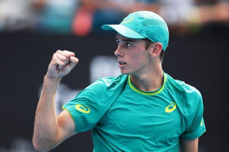 Alex De Minaur também joga o Lisboa Belém Open