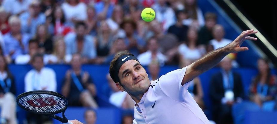 INVICTO. Federer bate Zverev e Suíça fica à beira do título na Hopman Cup