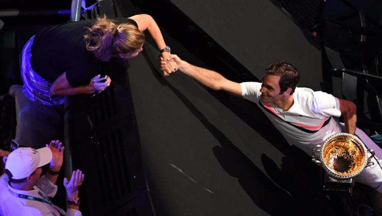 Federer volta a falar de Mirka: «Quando ela disser que não quer mais, acabou»