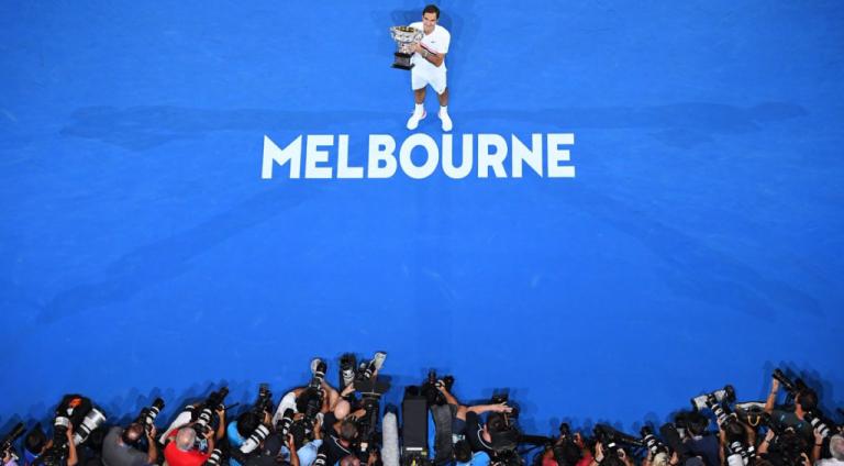 Federer alcança mais um feito inédito na história do ténis