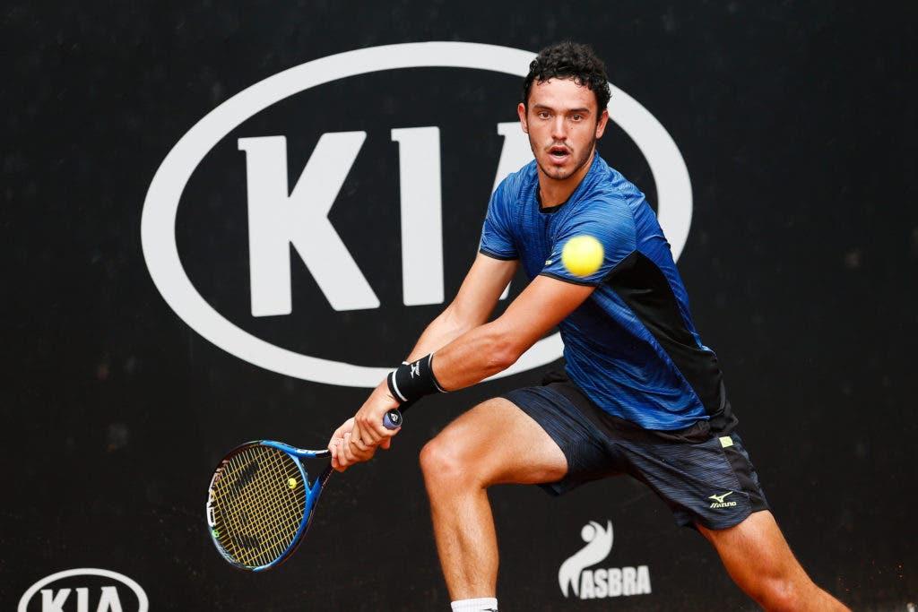 Gonçalo Oliveira exibe ténis de grande qualidade mas acaba derrotado à primeira no Australian Open