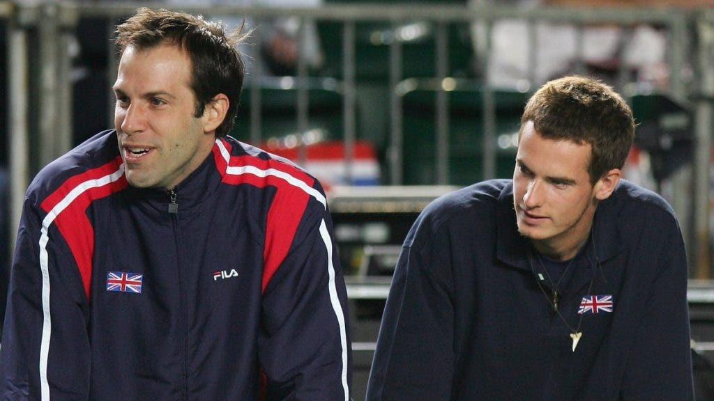 Greg Rusedski sobre o futuro de Murray: «Acho que não volta a ganhar um Grand Slam»