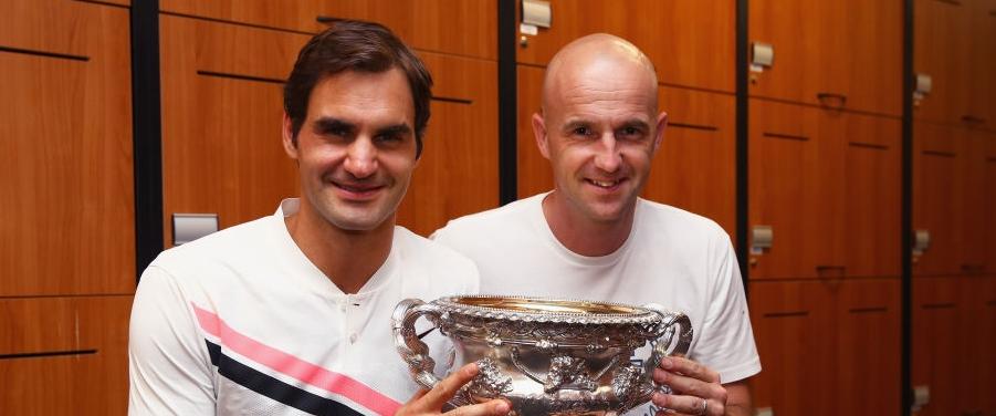 Ljubicic: «A meio do quarto set achei que o Roger ia perder»