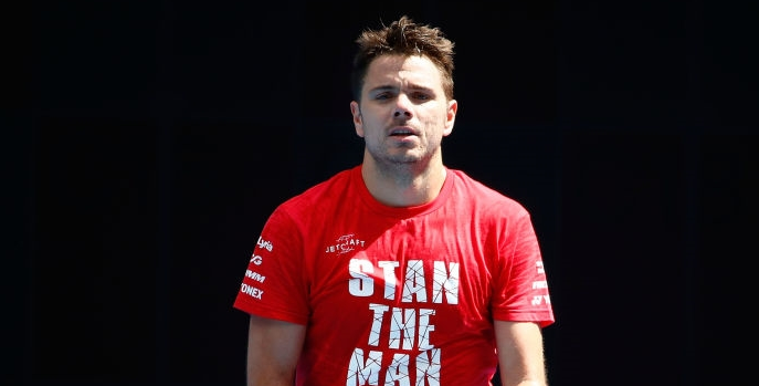 Wawrinka: «Dedici hoje que vou jogar o Australian Open»