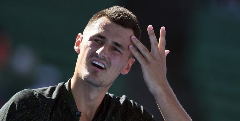 Bernard Tomic perde batalha e falha qualificação para o quadro principal do Australian Open