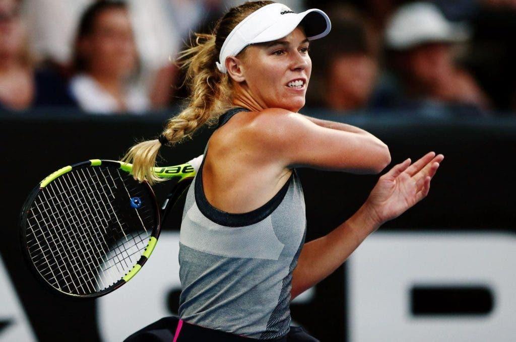 Wozniacki: «Seria muito especial voltar a ser número 1 do mundo»