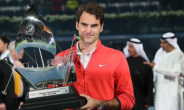 Com título em Roterdão, Roger Federer torna-se recordista para mais ATP 500 conquistados