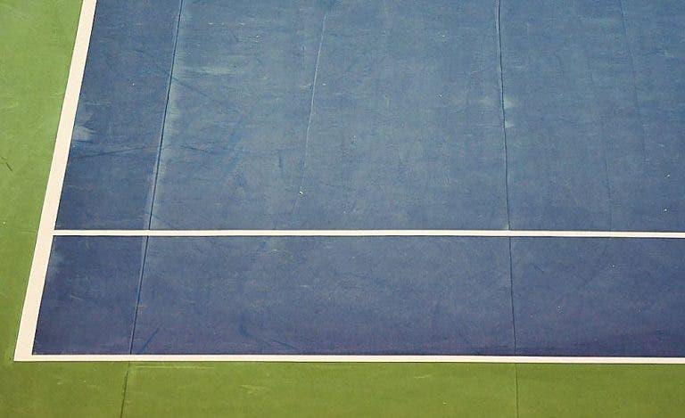 """Fed Cup. Estados Unidos vs. Holanda num """"dos piores courts de sempre"""""""