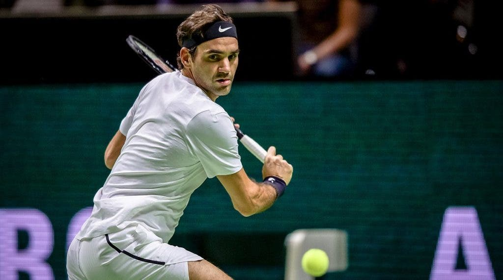 Agente de Federer: «O Roger não planeia a sua época a pensar no dinheiro»