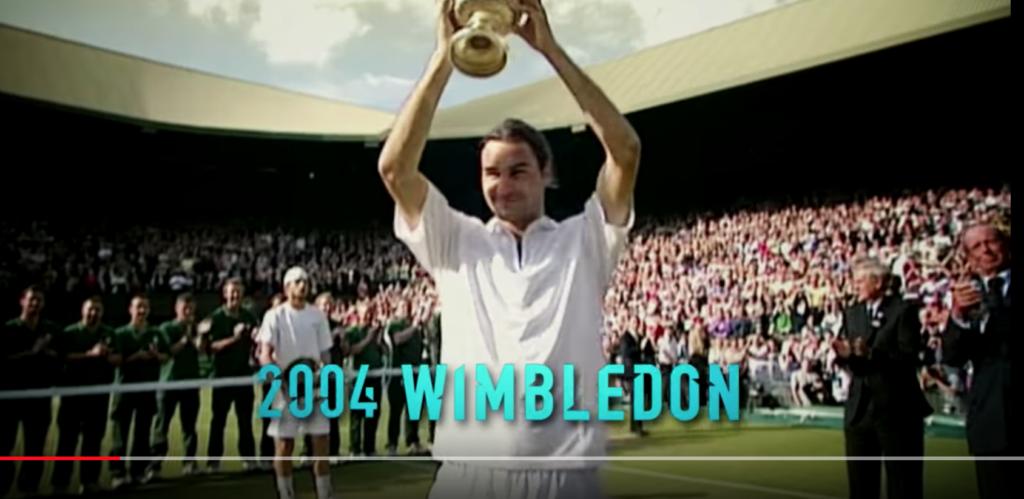Federer atinge mais um feito inédito na história do ténis