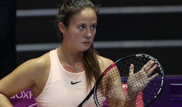 Em crise, Daria Kasatkina despede o treinador