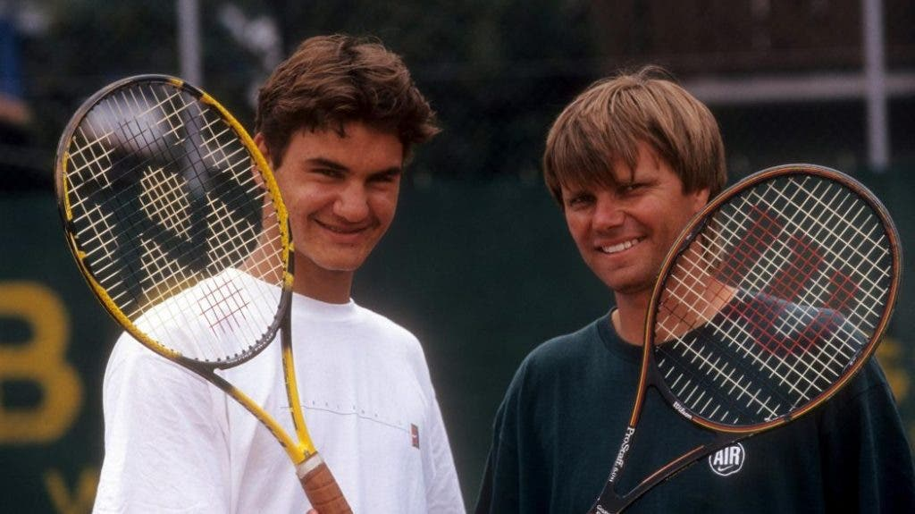 Há 16 anos que Federer mima os pais do seu ex-treinador que faleceu tragicamente em 2002