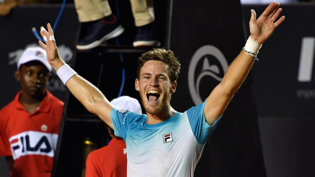 Top 8 da ATP Race: Schwartzman já é 4.º, Del Potro e Bautista no top 8