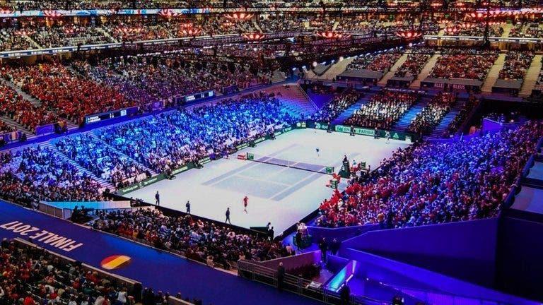 Final da Taça Davis entre França e Croácia já tem local definido