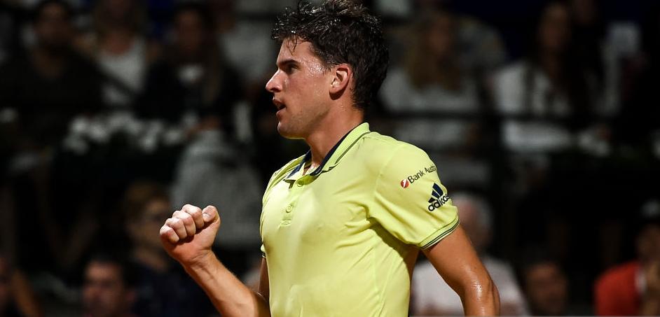 Thiem vence sem problemas rumo aos oitavos-de-final do ATP 500 do Rio de Janeiro