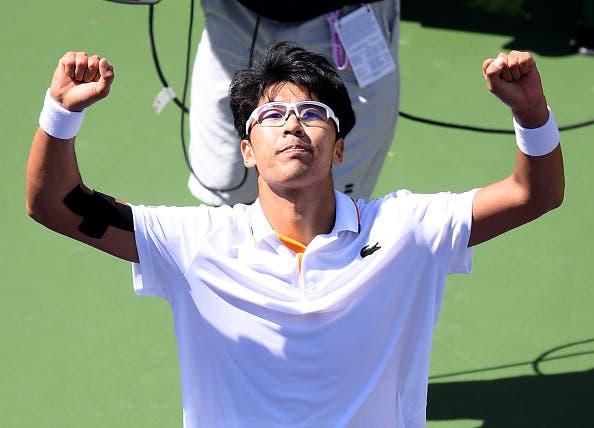 Bautista Agut perde e só sobra um cabeça-de-série na secção do quadro de João Sousa: Hyeon Chung