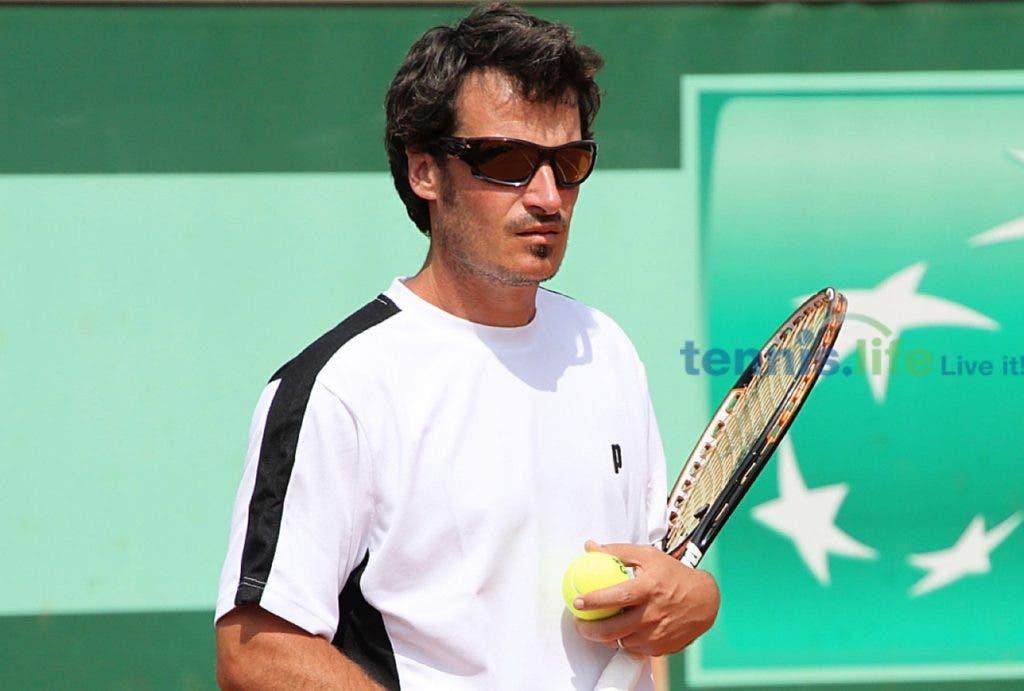 """Galo Blanco fala do trabalho com Thiem: """"Estamos a trabalhar para ganhar ao Federer e ao Nadal"""""""